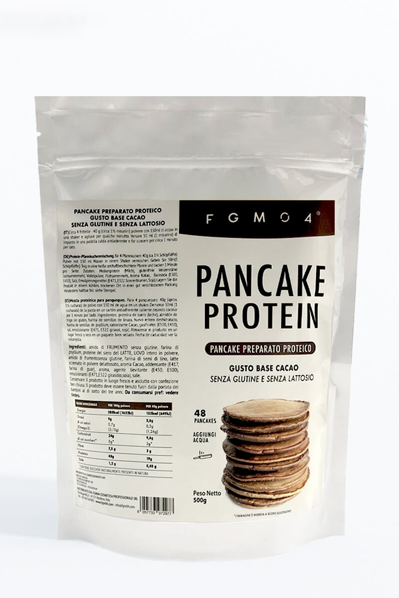 Pancake Protein Cacao...
